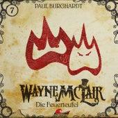 Folge 7: Die Feuerteufel von Wayne McLair