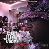 Don Juan Vegas Mixtape by GoBillP