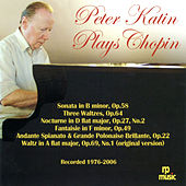 Chopin: Piano Works (Live) by Peter Katin