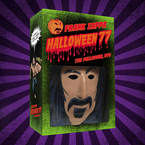 Halloween 77 (Live At The Palladium, NYC) by Frank Zappa