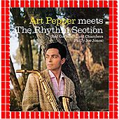 Meets The Rhythm Section de Art Pepper
