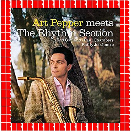 Meets The Rhythm Section von Art Pepper