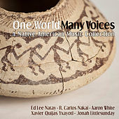 One World, Many Voices - A Native American Music Collection de Various Artists