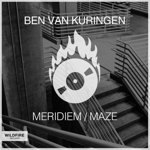 Meridiem / Maze de Ben Van Kuringen