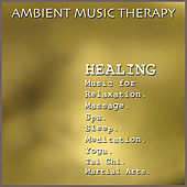 Healing Music for Relaxation. Massage. Spa. Sleep. Meditation. Yoga. Tai Chi. Martial Arts. de Ambient Music Therapy