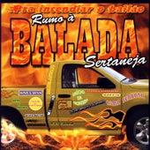 Rumo a Balada Sertaneja - Pra Incendiar O Bailão de Various Artists