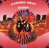Burnin' - Live In Australia de Canned Heat