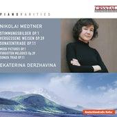 Piano Rarities: Nicolai Medtner by Ekaterina Derzhavina