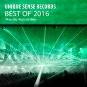 Unique Sense, Best Of 2016 - EP de Various Artists