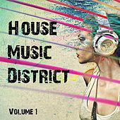 House Music District, Vol. 1 - EP von Various Artists