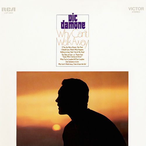 Why Can't I Walk Away by Vic Damone