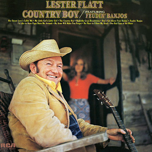 Country Boy Featuring Feudin' Banjos by Lester Flatt