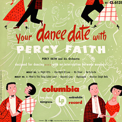 Your Dance Date With Percy Faith by Percy Faith