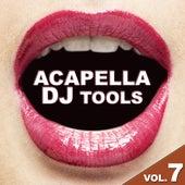 Acapella DJ Tools Vol. 7 by Various Artists