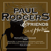 Live At Montreux 1994 by Paul Rodgers