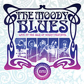 Live At The Isle Of Wight Festival 1970 de The Moody Blues