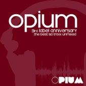 Opium Muzik 3rd Label Anniversary - EP de Various Artists