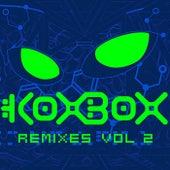 Color Rain (Dickster Remix) von Kox Box