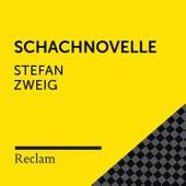Stefan Zweig: Schachnovelle (Reclam Hörbuch) von Reclam Hörbücher
