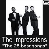 The 25 best songs de The Impressions