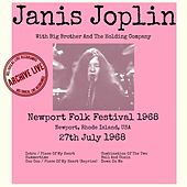 Live At The Newport Folk Festival 1968 di Janis Joplin