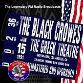 Legendary FM Broadcasts - The Greek Theatre, Los Angeles CA 15th June 1991 de The Black Crowes