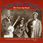 Ruckus Juice & Chitlins, Vol. 1: The Great Jug Bands by Various Artists
