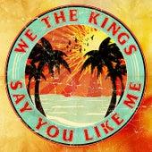 Say You Like Me de We The Kings
