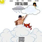3 Foot Tall [Remix] (feat. Huey Mack & Yonas) by Hendersin