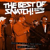 The Best of Snatch! 2016 - Selected by Paul C & Paolo Martini - EP de Various Artists