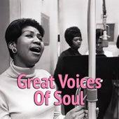 Great Voices Of Soul de Various Artists