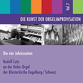 Die Kunst der Orgelimprovisation, Vol. 7 von Rudolf Lutz