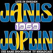 Live In Sweden 1969 - The Rare Stockholm TV Broadcasts di Janis Joplin