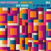 Ucla 27 September 1981 by Billy Higgins