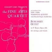 Schubert: Octet in F Major, Op. 166 (Remastered from the Original Concert-Disc Master Tapes) by Members of the New York Woodwind Quintet