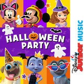 Disney Junior Music Halloween Party de Various Artists