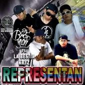 Representan (feat. La Bestia & Kryz) by De Bros Klan