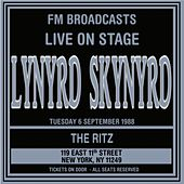 Live On Stage FM Broadcasts - The Ritz 6th September 1988 de Lynyrd Skynyrd