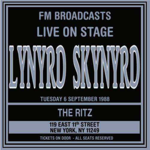 Live On Stage FM Broadcasts - The Ritz 6th September 1988 de Lynyrd Skynyrd