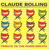 Tribute to the Piano Greats by Claude Bolling