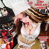 Chef Great Kat Cooks Paganini's Ravioli by The Great Kat