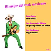 El Mejor del Rock Mexicano, Vol. 1 de Various Artists