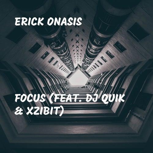 Focus (feat. DJ Quik & Xzibit) by Erick Sermon