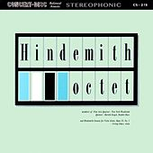 Hindemith: Octet & Sonata for Viola Alone, Op. 25, No. 1 (Remastered from the Original Concert-Disc Master Tapes) by Various Artists
