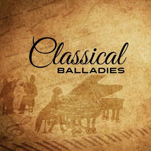 Classical Balladies – Classical Music, Ambient Relaxation, Wolfgang Amadeus Mozart, Franz Schubert, Frideric Chopin de Piano: Classical Relaxation