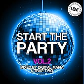 Start The Party, Vol. 2 - EP by Various Artists