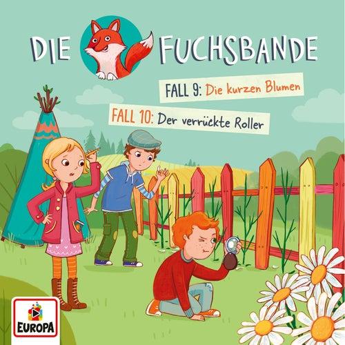005/Fall 9: Die kurzen Blumen/Fall 10: Der verrückte Roller von Die Fuchsbande
