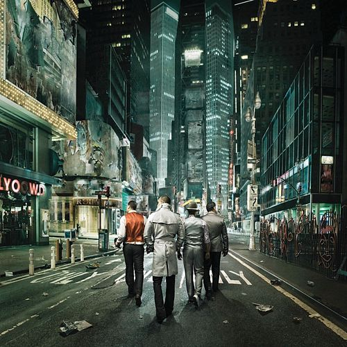 The Last by Aventura