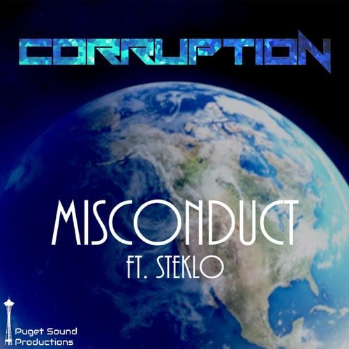 Misconduct (feat. Steklo) von Corruption
