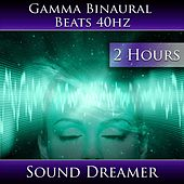 Gamma Binaural Beats 40hz (2 Hours) de Sound Dreamer